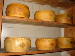 The Real Deal Parmiggiano